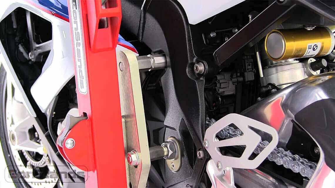 ConStands® Power Zentralständer - Montageanleitung